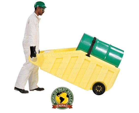 ENPAC POLY DOLLY®- 600 Cap. (lbs), 69 x 32 x 26.5""