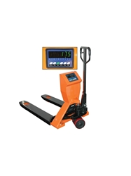 "ATLAS KWIK-WEIGH ELECTRONIC PALLET TRUCK SCALE- 27"" x 45"""