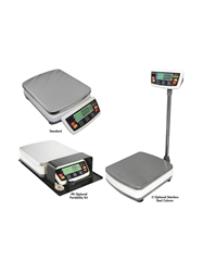 FED-APM SERIES DIGITAL BENCH SCALES-30 lb. x 0.01 lb./<br>15 kg. x 0.005 kg., 11 x 13 x 4.1""