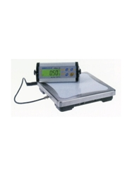 FED-CPW PLUS SERIES ADVANCED DIGITAL BENCH SCALES-13 lb. x .005 lb. / 6 kg. x 2 g.<br> 212 oz. x .1 oz. / 13 lb.:1 oz. x 1 oz.*, 12 x 12""