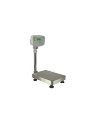 FED-GBK SERIES COUNTING SCALES, LARGE PLATFORM- 70 lb. x 0.002 lb., 11.8 x 15.7""