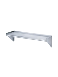 "WS-KD WALL SHELVES- 11-1/8"" x 3"