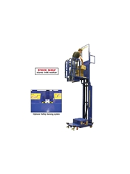 """POWER STOCKER"" LIFT- 450 Cap. (lbs), 82"" Platform Max Height, 14 Working Height"