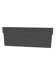 POLYPROPYLENE SHELF BIN DIVIDERS- Fits AkroBins H30150, H30158, H30184