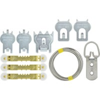 515312 Hillman High and Mighty Picture Hanger Kit