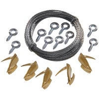 122396 Hillman Anchor Wire Wallbiter Picture Hanging Kit 122396, Wallbiter Picture Hanging Kit