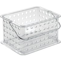 37560 iDesign Clarity Stackable Storage Basket