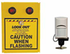 Hall - Door Monitor Basic - Hall Collision Awareness Hall - Door Monitor Basic, Collision Awareness, Collision Safety, Safety Products, Forklift Safety, Warehouse Safety, Collision Awareness, Dock Safety, Dock Awareness, Hall Collision, Office Collision