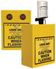 Hall - Door Monitor 1 - Hall Collision Awareness Hall - Door Monitor 1, Collision Awareness, Collision Safety, Safety Products, Forklift Safety, Warehouse Safety, Collision Awareness, Dock Safety, Dock Awareness, Hall Collision, Office Collision