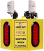 Look Out 3 - Wall Mount - Collision Awareness Look Out 3 W, Collision Awareness, Collision Safety, Safety Products, Forklift Safety, Warehouse Safety, Collision Awareness, Dock Safety, Dock Awareness, Hall Collision, Office Collision