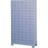 "022-95 Durham Steel Drawer Cabinet 022-95 - With 96 Drawers 34-1/8""W x 12-1/4""D x 62-1/2""H"