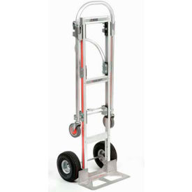 GMK81UA4 Magliner; Gemini Senior 2-in-1 Convertible Hand Truck - GMK81UA4 - Pneumatic Wheels