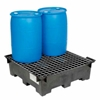 298441 Global Industrial; Spill Containment Sump with Wire Deck