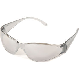 15282 ERB; 15282 Boas Safety Glasses, Mirror Frame, Silver Mirror Lens