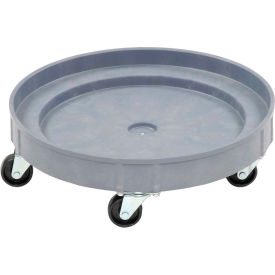 SD3-5 Plastic Drum Dolly for 30 & 55 Gallon Drums 900 Lb. Capacity