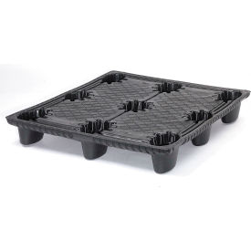 DC1NLT Thermoformed Plastic Pallet 1275 Lbs