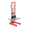 260151 Wesco; Compact Lift Truck Foot Pedal Lift with Forks 260151 500 Lb. Cap.