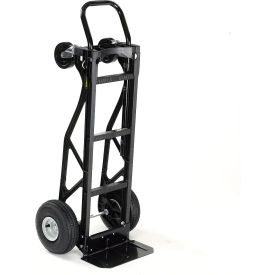 PGDK1935P Harper; PGDK1935P Ultra Lite Nylon 2-in-1 Convertible Hand Truck Pneumatic Wheels