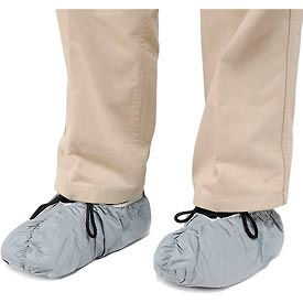 "FC450SGY00020000 DuPont; Disposable Skid Resistant Tyvek; 5""H Shoe Covers, Gray, 200/Case"