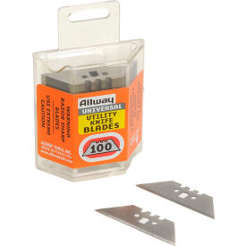 DSP100 Durable Steel Retractable Blade Refills - 100 Pack