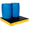 1634 Eagle 1634 4 Drum Spill Containment Platform