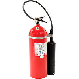 466183 Fire Extinguisher Carbon Dioxide 20 Lb.
