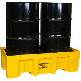 1620 Eagle 1620 2 Drum Spill Containment Pallet 66 Gallon Capacity