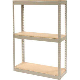 "130117 Record Storage Rack Without Boxes 42""W x 15""D x 60""H"
