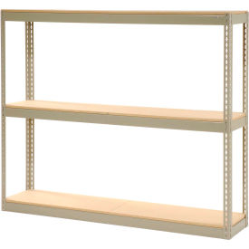 "130119 Record Storage Rack Without Boxes 72""W x 15""D x 60""H"