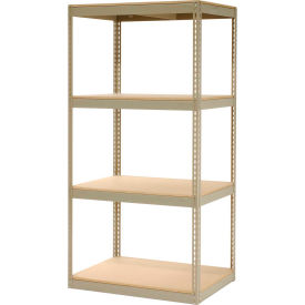 "130122 Record Storage Rack Without Boxes 42""W x 30""D x 84""H"