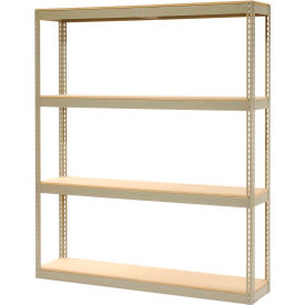 "130123 Record Storage Rack Without Boxes 72""W x 15""D x 84""H"