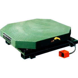 788006 Highlight Industries Synergy; High Profile Stretch Wrap Turntable, 4000 lb Capacity, 788006
