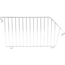 "RWB4819 Wire Basket Silver Powder Coat Finish 48""W x 20""D"