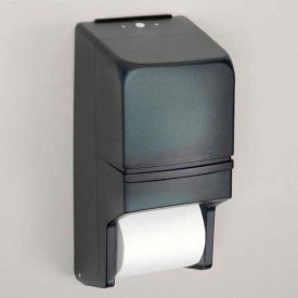 "RD002501 Palmer Fixture Twin Toilet Roll Dispenser for 5"" Rolls Vertical - RD002501"