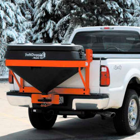 251332-Pick Up Truck Tailgate Salt Spreader 10.7 cu. ft. and 800 Lb. Capacity - TGS-05B