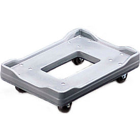 DGS6040 ORBIS Plastic Dolly DGS6040 For Stack-N-Nest Pallet Container