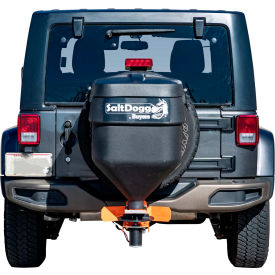 TGSUV1B SUV Tailgate Salt Spreader 4.41 cu feet - Residential Use - TGSUV1B
