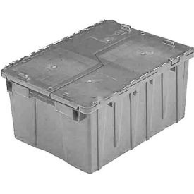 FP261-GY ORBIS Flipak; Distribution Container FP261 - 23-7/8 x 19-5/8 x 12-5/8 Gray
