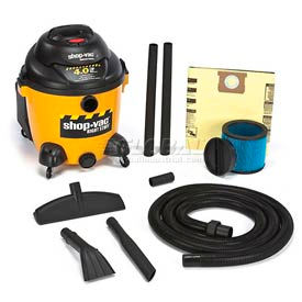 9625010 Shop-Vac; 10 Gallon 4.0 Peak HP Wet Dry Vacuum - 9625010