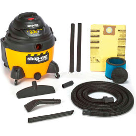 9625210 Shop-Vac; 16 Gallon 6.25 Peak HP Wet Dry Vacuum - 9625210