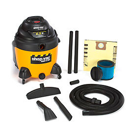 9625310 Shop-Vac; 18 Gallon 6.5 Peak HP Wet Dry Vacuum - 9625310