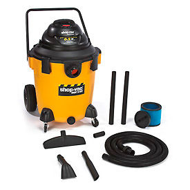 9626810 Shop-Vac; 32 Gallon 6.5 Peak HP Wet Dry Vacuum with Handle - 9626810