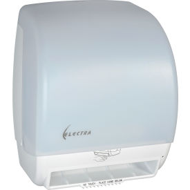 T245WH Adjustable Touchless Towel Dispenser - White - T245WH