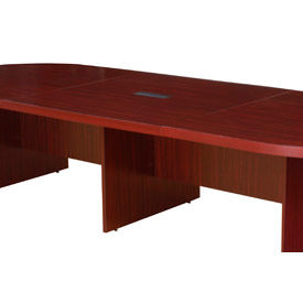"LCTRT48EXTMH Regency 48"" x 52"" Extension for Conference Tables Mahogany - Legacy Series"