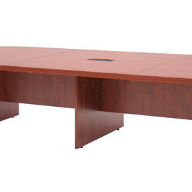 "LCTRT48EXTCH Regency 48"" x 52"" Extension for Conference Tables Cherry - Legacy Series"