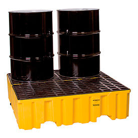 1640 Eagle 1640 4 Drum Spill Containment Pallet