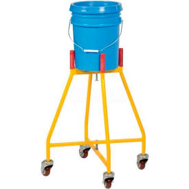 elevated bucket & pail dolly pdol-26