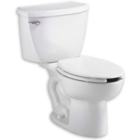 2467100.020 American Standard 2467100.020 Cadet Pressure Assist Right Height ADA Elongated 1.1GPF Toilet