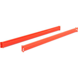 "Steel King® SK2000® Boltless Pallet Rack - 4""H x 108""L Step Beam - Pair"