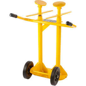 Ideal Warehouse Two-Post Trailer Stabilizing Stand 60-5454 100,000 Lb. Static Cap.
